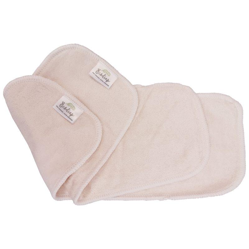 ecodiap insert lavable en bambou pour couche lavable bebe