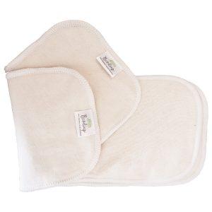 ecodiap insert lavable en chanvre et coton pour couche lavable bebe